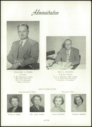 Page 14, 1955 Edition, New Philadelphia High School - Delphian Yearbook (New Philadelphia, OH) online yearbook collection