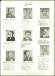 Page 15, 1955 Edition, New Philadelphia High School - Delphian Yearbook (New Philadelphia, OH) online yearbook collection