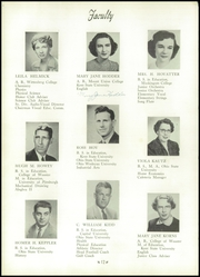 Page 16, 1955 Edition, New Philadelphia High School - Delphian Yearbook (New Philadelphia, OH) online yearbook collection