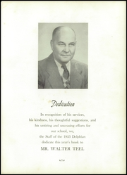 Page 7, 1955 Edition, New Philadelphia High School - Delphian Yearbook (New Philadelphia, OH) online yearbook collection