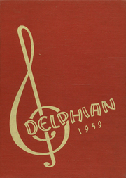 Page 1, 1959 Edition, New Philadelphia High School - Delphian Yearbook (New Philadelphia, OH) online yearbook collection