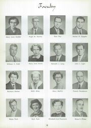 Page 16, 1959 Edition, New Philadelphia High School - Delphian Yearbook (New Philadelphia, OH) online yearbook collection