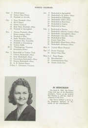 Page 15, 1942 Edition, Coventry High School - Cometeer Yearbook (Akron, OH) online yearbook collection