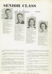 Page 17, 1942 Edition, Coventry High School - Cometeer Yearbook (Akron, OH) online yearbook collection