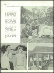 Page 12, 1955 Edition, Coventry High School - Cometeer Yearbook (Akron, OH) online yearbook collection