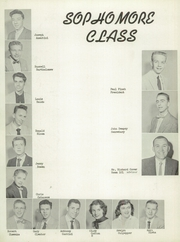 Page 12, 1955 Edition, Warrensville Heights High School - Tiger Spotlight Yearbook (Warrensville Heights, OH) online yearbook collection