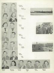 Page 14, 1955 Edition, Warrensville Heights High School - Tiger Spotlight Yearbook (Warrensville Heights, OH) online yearbook collection