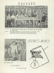 Page 7, 1955 Edition, Warrensville Heights High School - Tiger Spotlight Yearbook (Warrensville Heights, OH) online yearbook collection