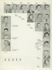 Page 9, 1955 Edition, Warrensville Heights High School - Tiger Spotlight Yearbook (Warrensville Heights, OH) online yearbook collection