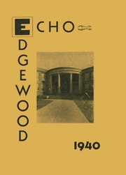 Page 1, 1940 Edition, Edgewood High School - Echo Yearbook (Ashtabula, OH) online yearbook collection