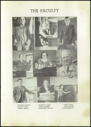 Page 13, 1940 Edition, Edgewood High School - Echo Yearbook (Ashtabula, OH) online yearbook collection