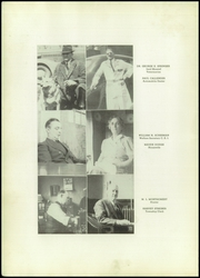 Page 8, 1940 Edition, Edgewood High School - Echo Yearbook (Ashtabula, OH) online yearbook collection
