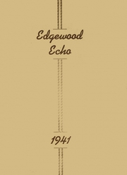 Page 1, 1941 Edition, Edgewood High School - Echo Yearbook (Ashtabula, OH) online yearbook collection