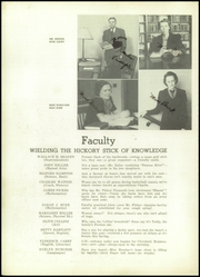 Page 12, 1941 Edition, Edgewood High School - Echo Yearbook (Ashtabula, OH) online yearbook collection