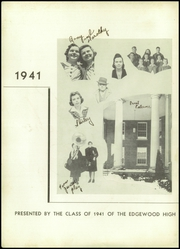 Page 4, 1941 Edition, Edgewood High School - Echo Yearbook (Ashtabula, OH) online yearbook collection