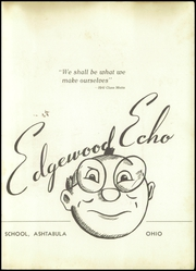 Page 5, 1941 Edition, Edgewood High School - Echo Yearbook (Ashtabula, OH) online yearbook collection