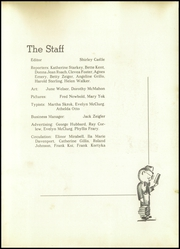 Page 7, 1941 Edition, Edgewood High School - Echo Yearbook (Ashtabula, OH) online yearbook collection