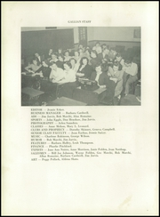 Page 12, 1949 Edition, Gallia County High School - Echo Yearbook (Gallipolis, OH) online yearbook collection