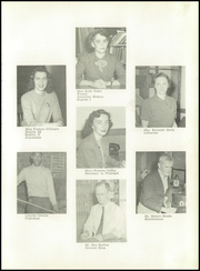 Page 17, 1949 Edition, Gallia County High School - Echo Yearbook (Gallipolis, OH) online yearbook collection