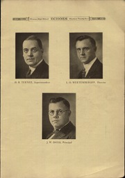 Page 11, 1925 Edition, Warren Western Reserve High School - Aurora Yearbook (Warren, OH) online yearbook collection