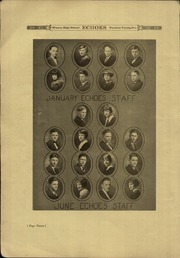Page 14, 1925 Edition, Warren Western Reserve High School - Aurora Yearbook (Warren, OH) online yearbook collection