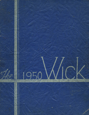 1950 Edition, Wickliffe High School - Wick Yearbook (Wickliffe, OH)