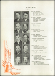 Page 10, 1937 Edition, Circleville High School - Circle Yearbook (Circleville, OH) online yearbook collection