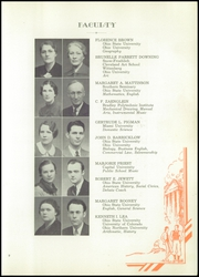Page 11, 1937 Edition, Circleville High School - Circle Yearbook (Circleville, OH) online yearbook collection