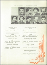 Page 17, 1937 Edition, Circleville High School - Circle Yearbook (Circleville, OH) online yearbook collection