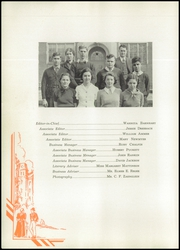 Page 8, 1937 Edition, Circleville High School - Circle Yearbook (Circleville, OH) online yearbook collection