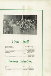 Page 11, 1941 Edition, Circleville High School - Circle Yearbook (Circleville, OH) online yearbook collection