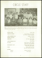 Page 10, 1952 Edition, Circleville High School - Circle Yearbook (Circleville, OH) online yearbook collection