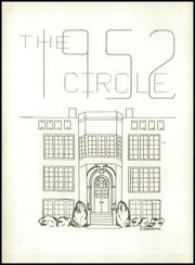 Page 6, 1952 Edition, Circleville High School - Circle Yearbook (Circleville, OH) online yearbook collection