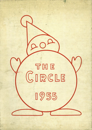 1955 Edition, Circleville High School - Circle Yearbook (Circleville, OH)
