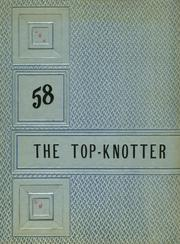1958 Edition, Canfield High School - Top Knotter Yearbook (Canfield, OH)