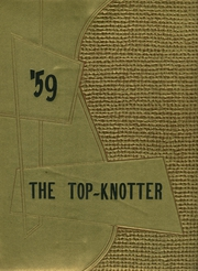 1959 Edition, Canfield High School - Top Knotter Yearbook (Canfield, OH)