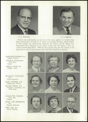 Page 11, 1959 Edition, Canfield High School - Top Knotter Yearbook (Canfield, OH) online yearbook collection
