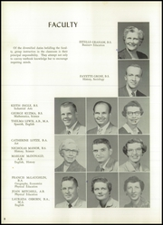 Page 12, 1959 Edition, Canfield High School - Top Knotter Yearbook (Canfield, OH) online yearbook collection