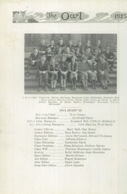 Page 12, 1925 Edition, Ironton High School - Owl Yearbook (Ironton, OH) online yearbook collection