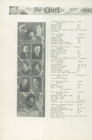 Page 16, 1925 Edition, Ironton High School - Owl Yearbook (Ironton, OH) online yearbook collection