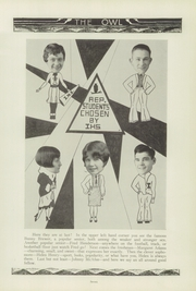 Page 11, 1930 Edition, Ironton High School - Owl Yearbook (Ironton, OH) online yearbook collection