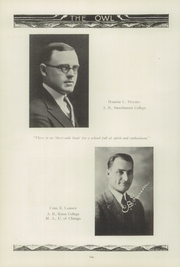 Page 16, 1930 Edition, Ironton High School - Owl Yearbook (Ironton, OH) online yearbook collection
