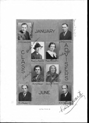 Page 11, 1937 Edition, East High School - Janus Yearbook (Youngstown, OH) online yearbook collection
