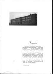 Page 3, 1937 Edition, East High School - Janus Yearbook (Youngstown, OH) online yearbook collection