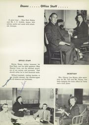 Page 15, 1953 Edition, East High School - Janus Yearbook (Youngstown, OH) online yearbook collection