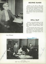 Page 14, 1955 Edition, East High School - Janus Yearbook (Youngstown, OH) online yearbook collection