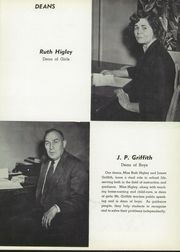 Page 15, 1955 Edition, East High School - Janus Yearbook (Youngstown, OH) online yearbook collection