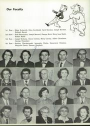 Page 16, 1955 Edition, East High School - Janus Yearbook (Youngstown, OH) online yearbook collection
