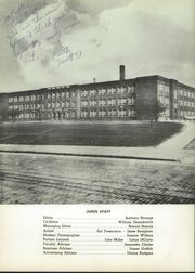 Page 6, 1955 Edition, East High School - Janus Yearbook (Youngstown, OH) online yearbook collection