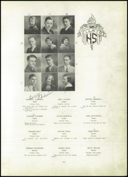 Page 15, 1934 Edition, Bellaire High School - Beljuan Yearbook (Bellaire, OH) online yearbook collection